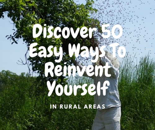 Make Money At Home In Rural Areas