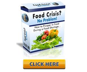 Food Crisis No Problem
