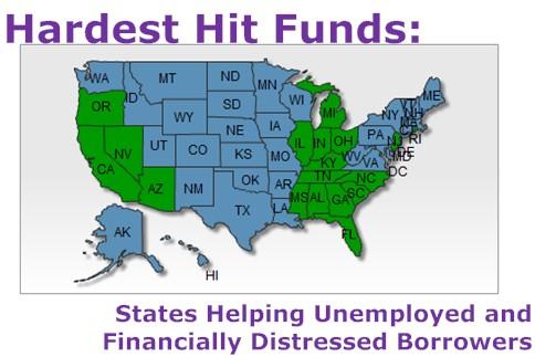 Rural Money Hardest Hit Fund