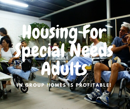 Housing For Special Needs Adults