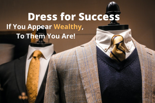 How To Appear To Be A Millionaire