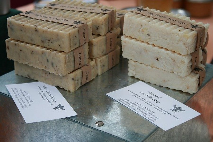 How To Make And Sell Soap Due To The Coronavirus Pandemic