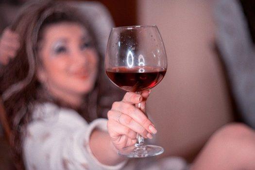 Homemade Moon Wine