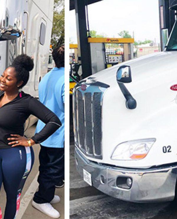Yes, Black Women Own Trucking Companies Too