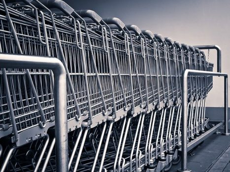 Lost Shopping Carts