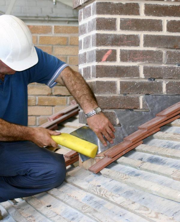 Newnan GA Roof Chimney Leaks