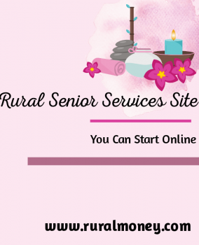 Rural Senior Services Site You Can Start Online