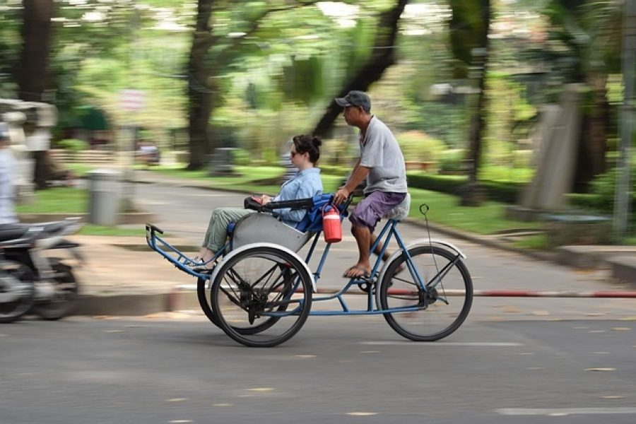 Start A Pedicab Tricycle Chauffeur Business