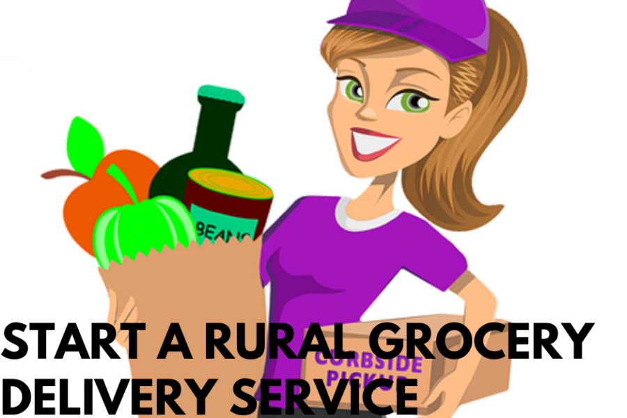 Start A Rural Grocery Delivery Service