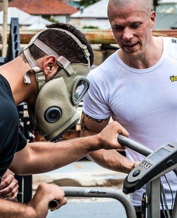 Start A Tear Gas Training Workshop