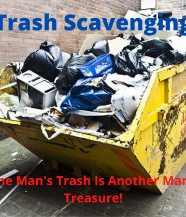 Trash Scavenging