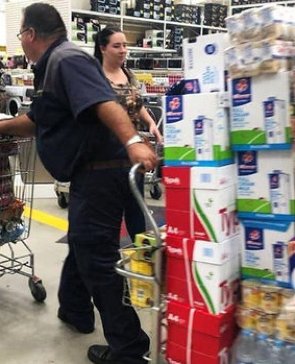 US Consumers Have Stopped Panic Buying And Started Hoarding