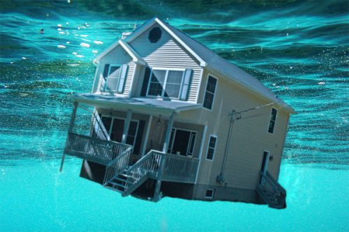 Under Water Georgia Mortgage Assistance