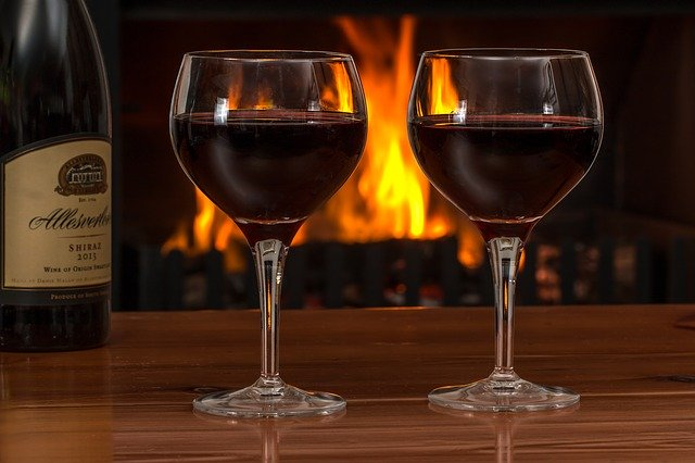 Wine And Spirits Can Help You Fight Flu