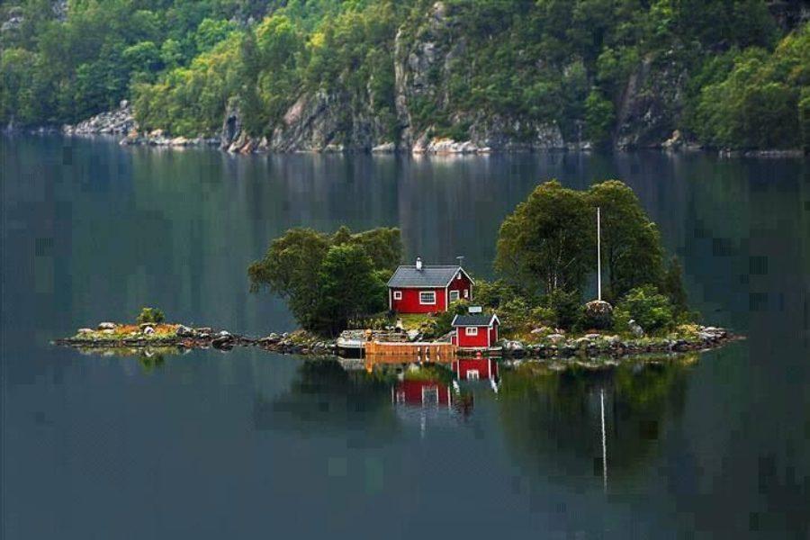 tiny house homestead rental